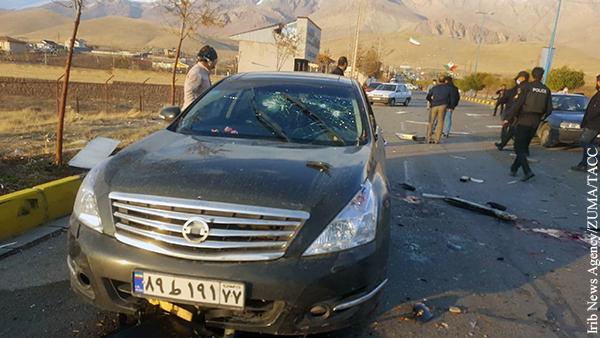 Как Иран найдет виновного в убийстве ученого-ядерщика