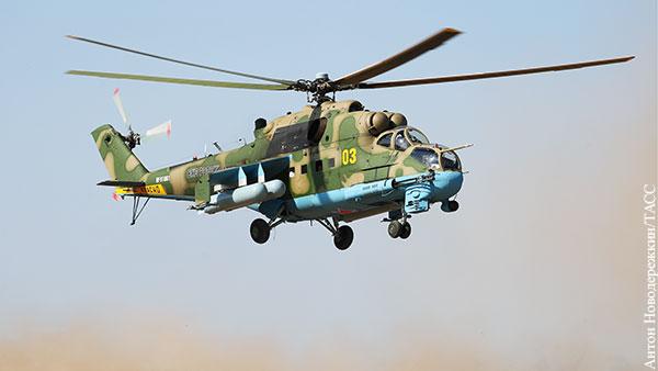 Российские боевые вертолеты прямо рассматриваются США как машины потенциального противника