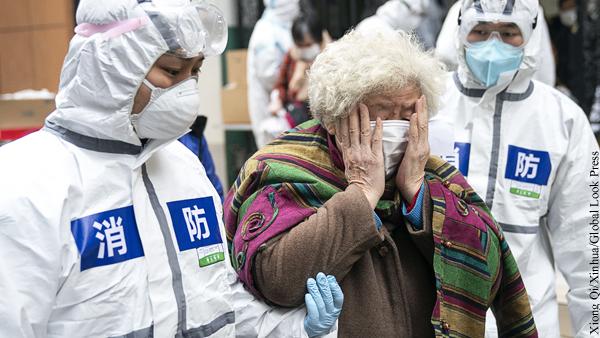 Появились доказательства сокрытия масштабов пандемии Китаем