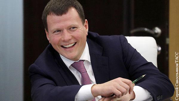Куликов является представителем нового поколения молодых управленцев