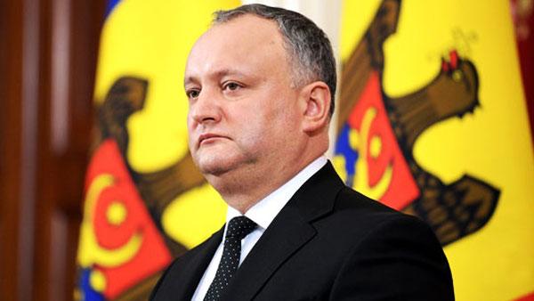 Додон обещал не дать Санду «разморозить» конфликт в Приднестровье