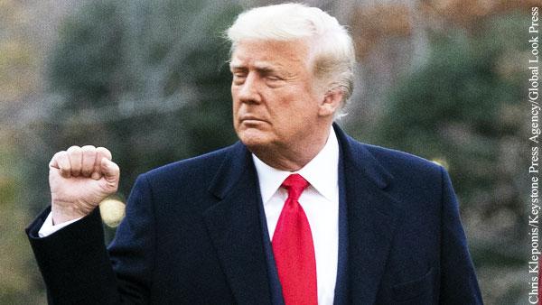 Трамп заявил об угрозе «коммунистической формы правления» в США