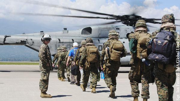 В мире: Спецназ НАТО готовят к тайному прорыву в Россию