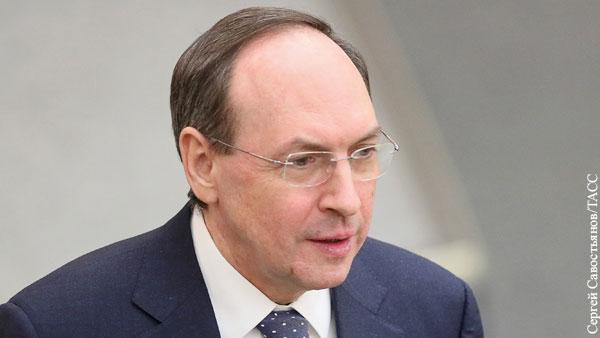 Депутат Никонов объяснил вызвавшее скандал в Казахстане заявление