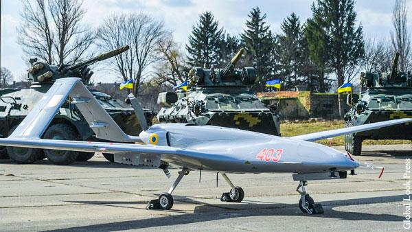 Турция пообещала Украине корветы и ударные беспилотники
