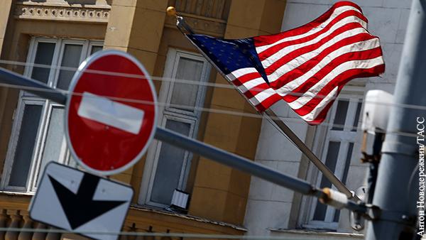 В России указали на противоречивость новых санкций США