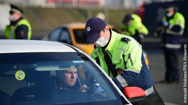 Российских водителей предупредили о новых штрафах в 2021 году
