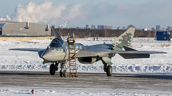 ВЗГЛЯД / Россия получила превосходит F-35 истребитель :: Общество