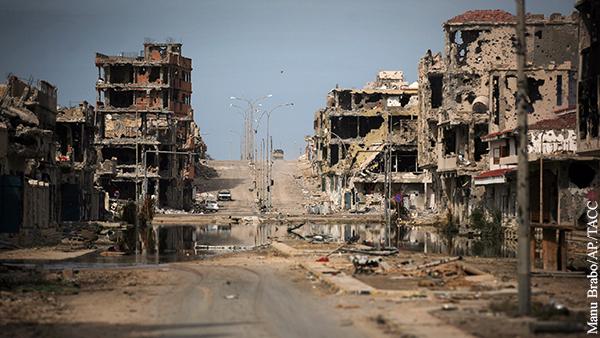 Из плена в Ливии освобождены четверо россиян