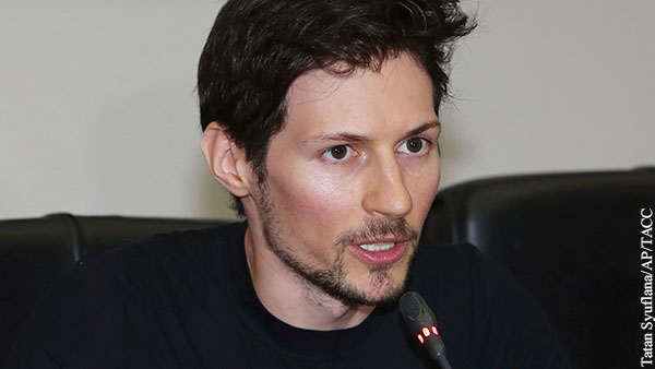 Дуров обвинил Facebook в распространении фейков о Telegram