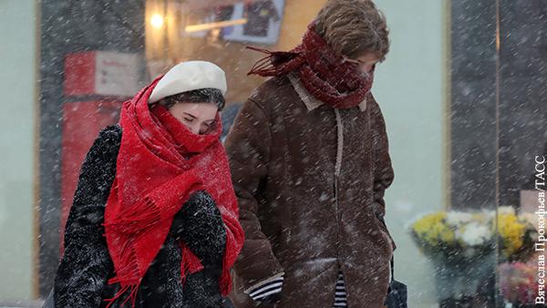 Москвичей предупредили об опасной погодной аномалии