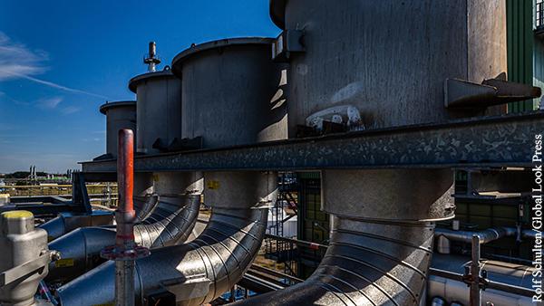 Эксперт оценили призыв к России экспортировать водород в Европу