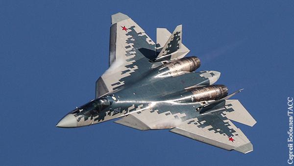 В США оценили шансы российского Су-57 в бою против F-35