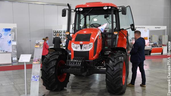 Российские трактора, как выяснилось, ничем не хуже импортных