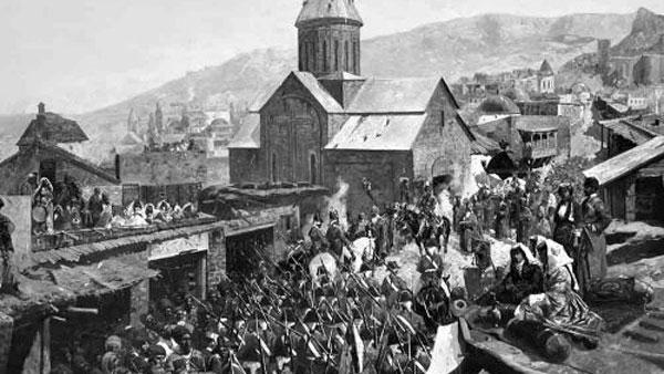 Как Россия спасла грузин от полного уничтожения :: Общество :: «ВЗГЛЯД.РУ»