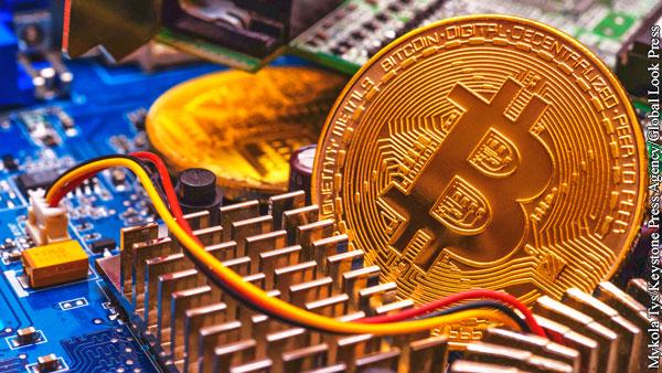 Экономист объяснил рекордный рост стоимости биткоина