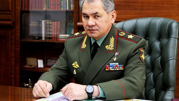 Шойгу поздравил военнослужащих и ветеранов с 23 февраля