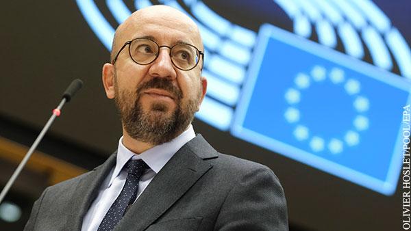 Совет ЕС одобрил введение санкций против России