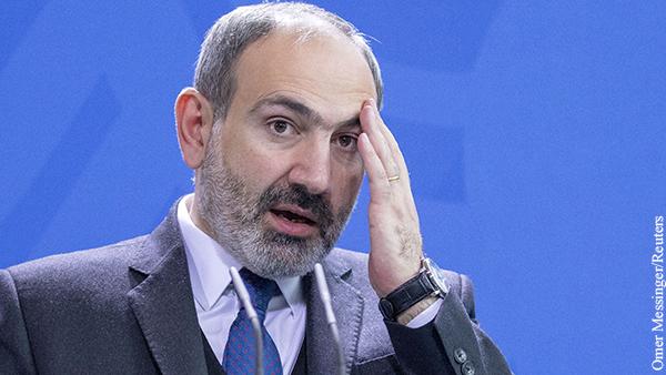 Пашинян заявил о дезинформации по поводу «Искандеров»