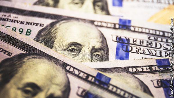 Похоже, США слишком увлеклись печатанием долларов