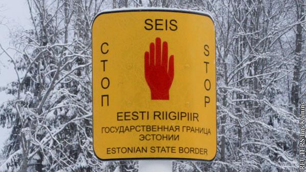 Некоторые эстонские политики хотели бы расширить границы своей страны