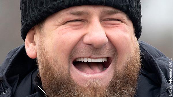 Кадыров раскрыл ФБР местонахождение Пригожина и попросил вознаграждение