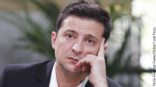 Батькивщина предложила партии Зеленского создать коалицию в Раде