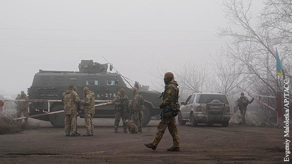 В мире: Зачем Украина пугает себя российским вторжением