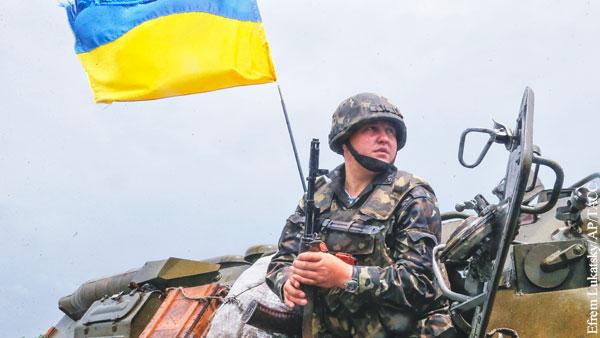 В мире: Киев захотел применить в Донбассе карабахский сценарий