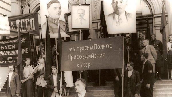 В мире: Почему в Прибалтике переворачивается представление о жизни в СССР