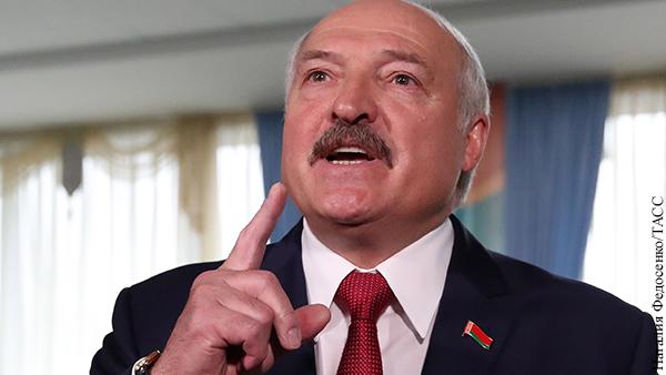 Лукашенко заявил о ненужности посольств Белоруссии в ряде стран