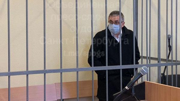 Главный нефролог Петербурга признался, что убил жену «по неосторожности»