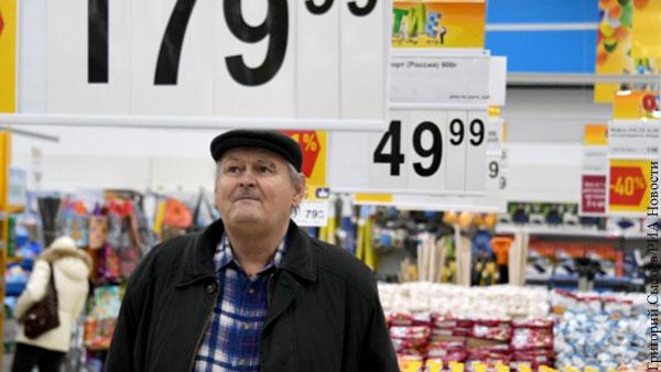 Экономика: Инфляция снова стала проблемой России