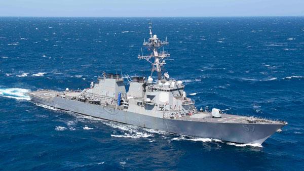 В США собрались отправить корабли в Черное море в знак поддержки Украины
