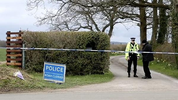 Британского миллионера убили в собственном поместье