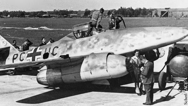 Мнения: Почему реактивная авиация не помогла нацистам