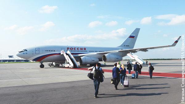 Новый Ил-96-300ПУ для спецотряда Россия прошел первые летные испытания