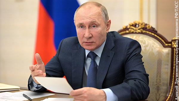 Песков рассказал подробности о послании Путина Федеральному Собранию