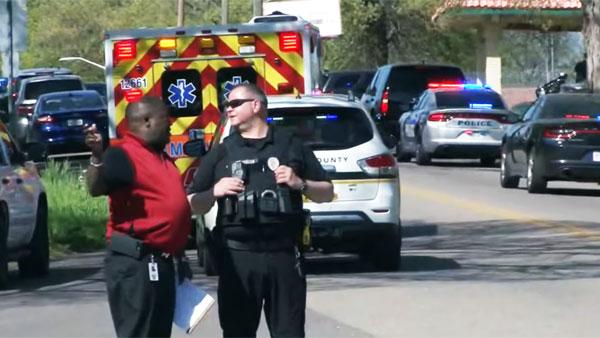 Стрельба произошла в школе в США