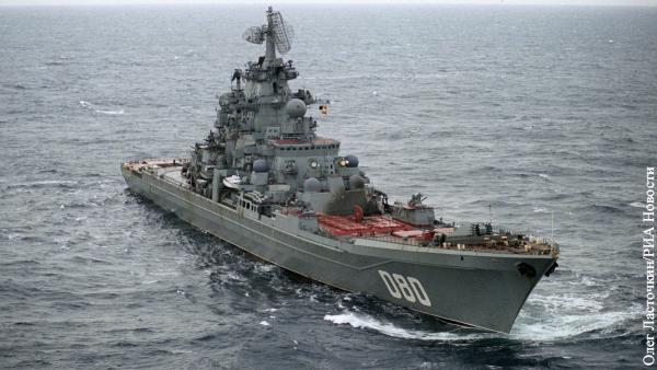 NI: Адмирал Нахимов может стать самым мощным военным кораблем в мире