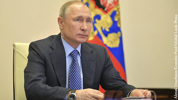 Путин заявил о строительстве самого мощного в мире ледокольного флота
