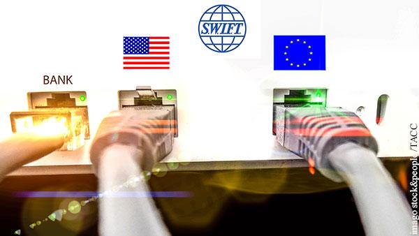 Экономика: Чем обернется отключение России от SWIFT