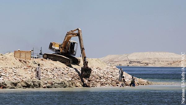 Турцию ждут сразу две гигантские водные стройки