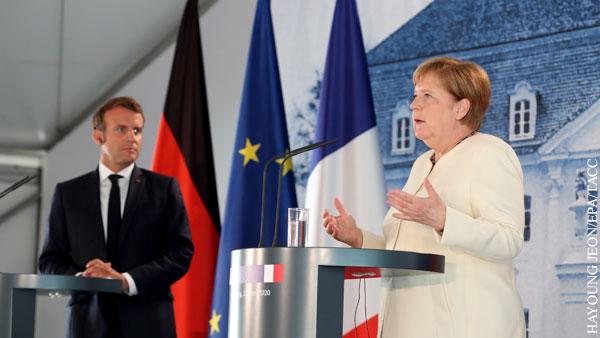 Меркель и Макрон заявили о важности реализации минских соглашений