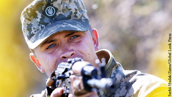 Украина заявила о способности своими силами справиться с российской агрессией