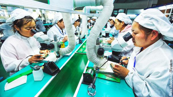 Фабрики электронных компонентов Юго-Восточной Азии загружены до предела