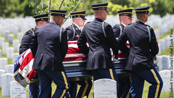Пентагон не нашел связи между потерями в Афганистане и Россией