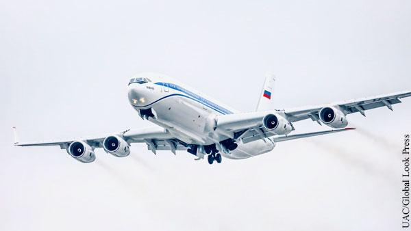 Названы возможные причины протеста Колумбии из-за полета российского Ил-96