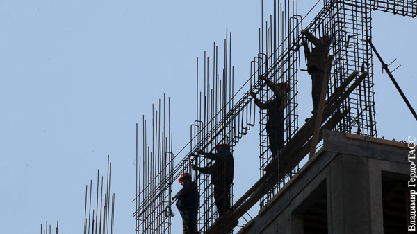 Россию ждет бум строительства