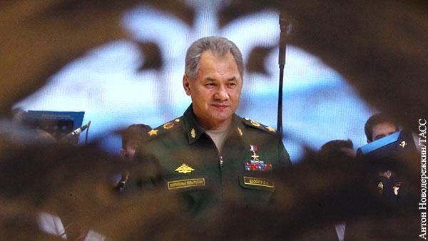Рубль вырос на заявлениях Шойгу в Крыму о завершении проверок войск